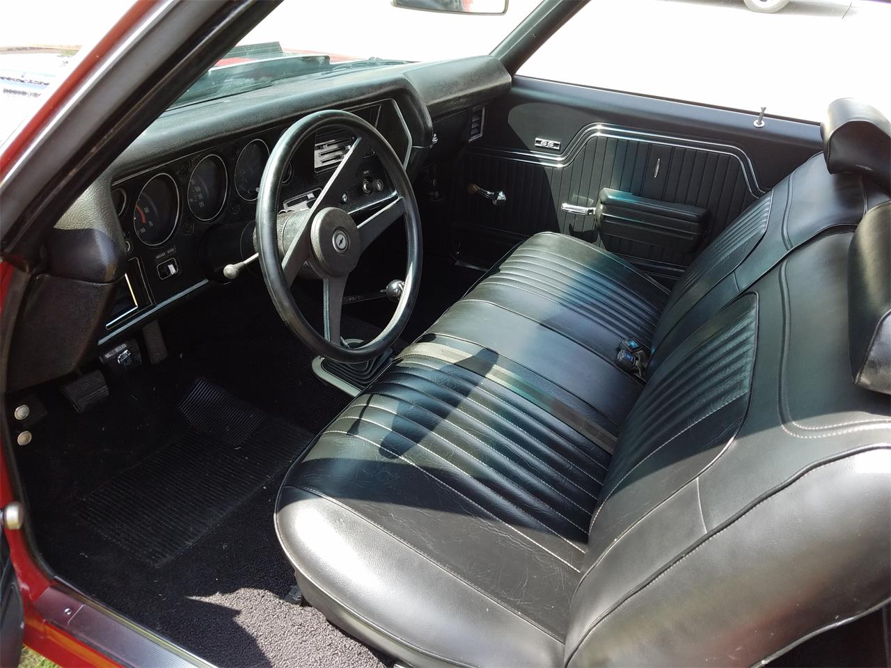 Large Picture of Classic 1972 Chevrolet Chevelle SS Offered by a Private Seller - MH4Z