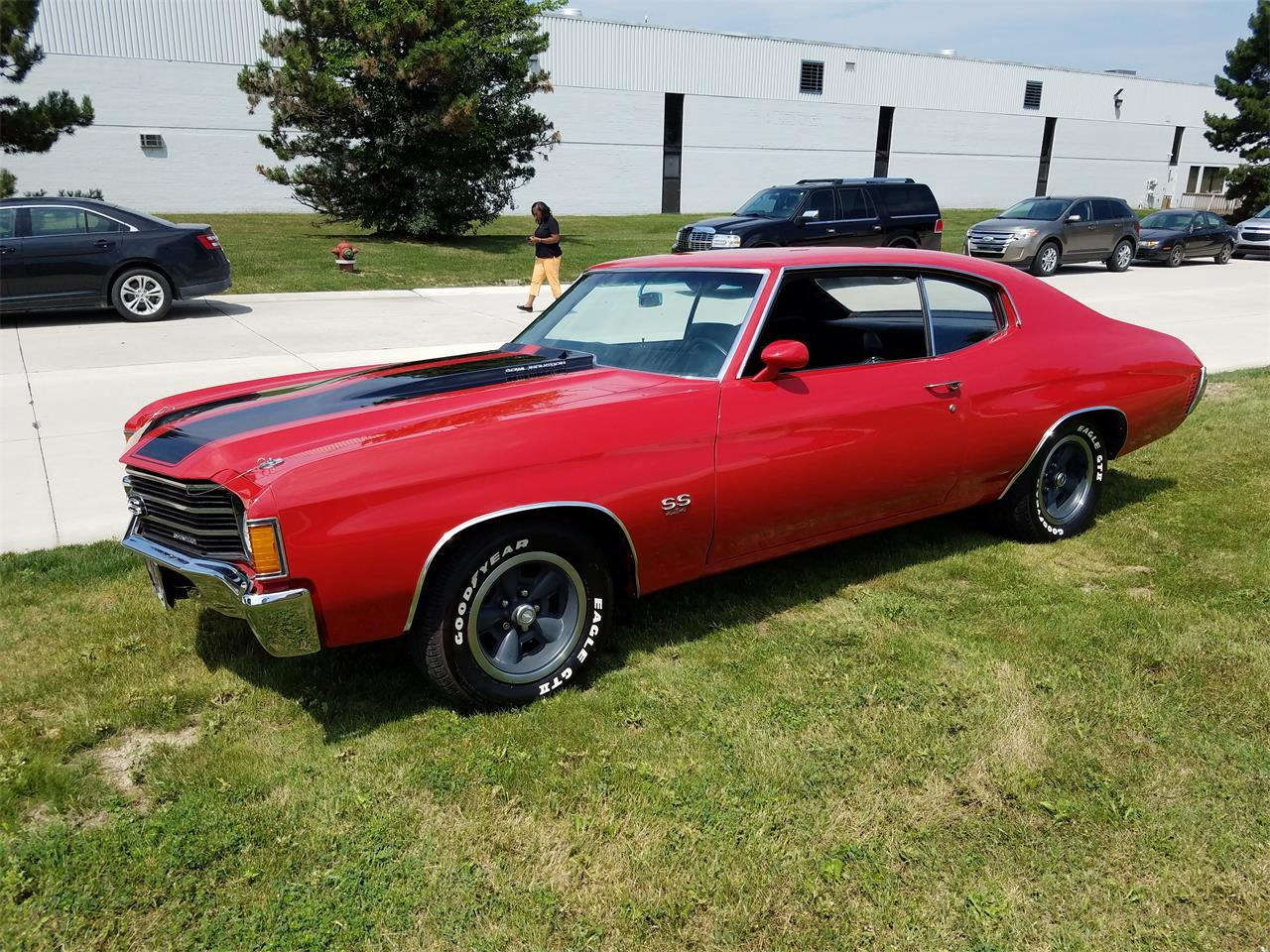 Large Picture of 1972 Chevelle SS Offered by a Private Seller - MH4Z