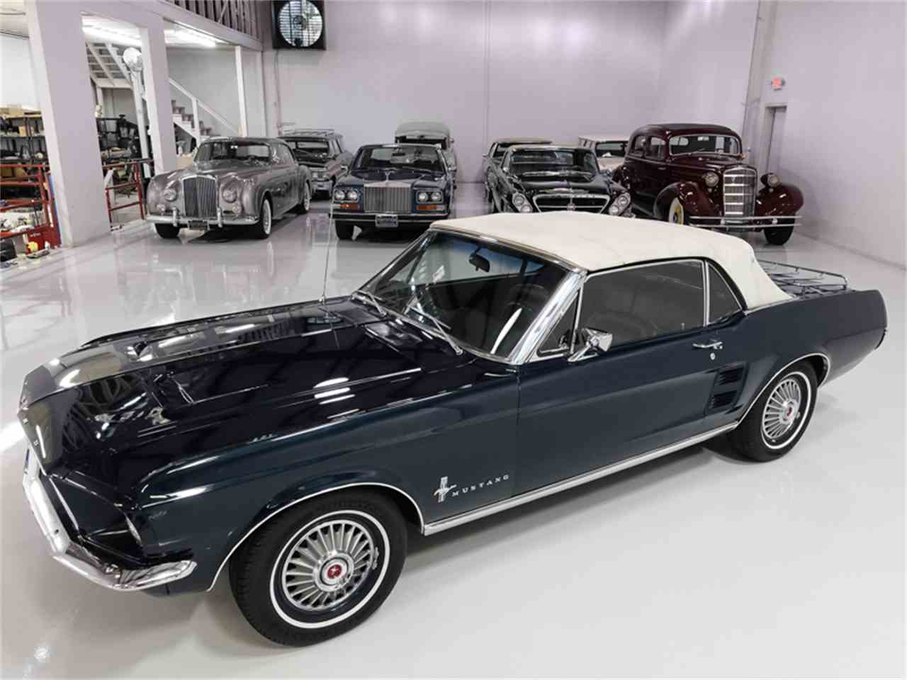 Large Picture of '67 Mustang - MH53