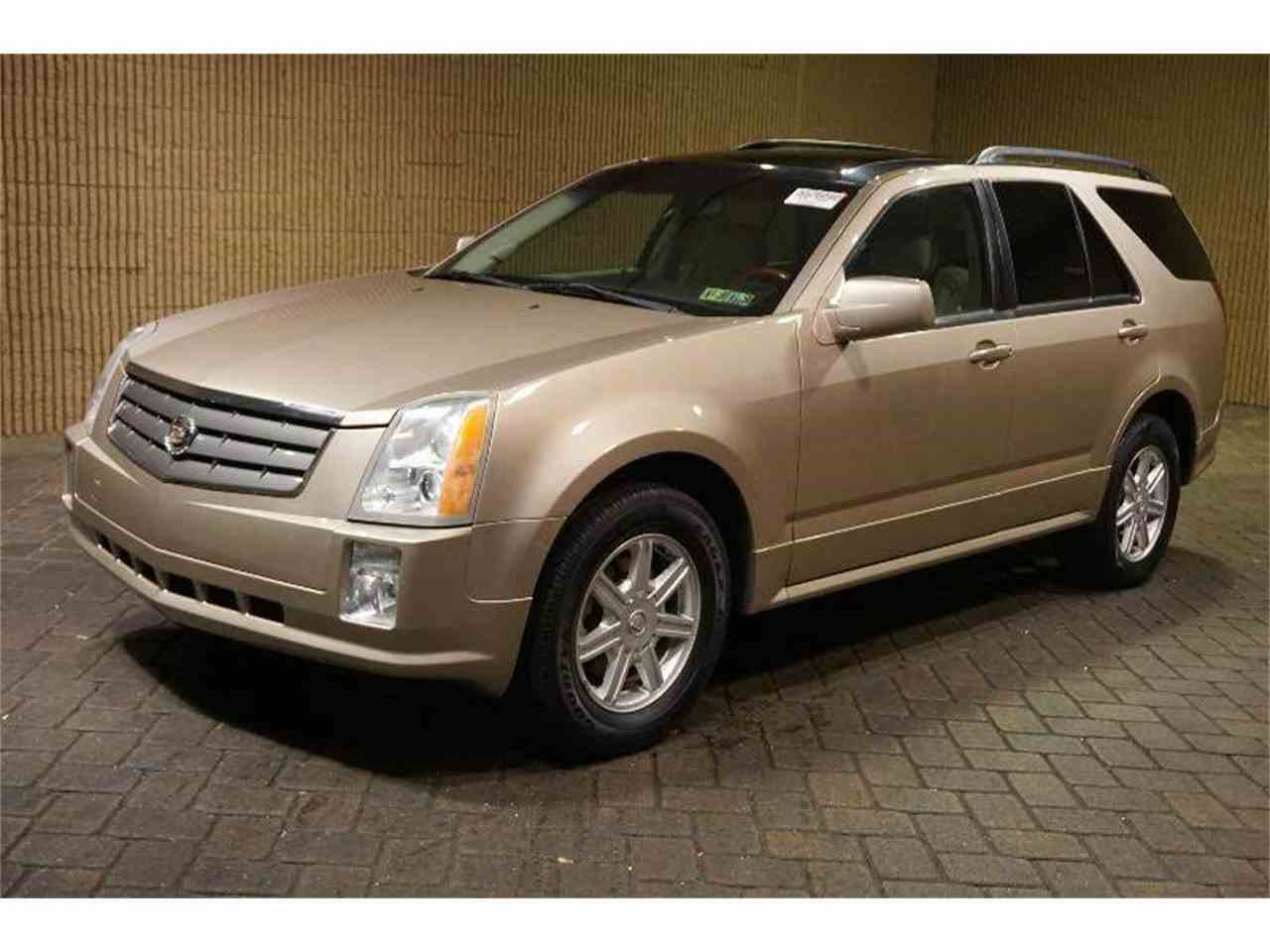 2005 cadillac srx for sale cc 1040865. Black Bedroom Furniture Sets. Home Design Ideas