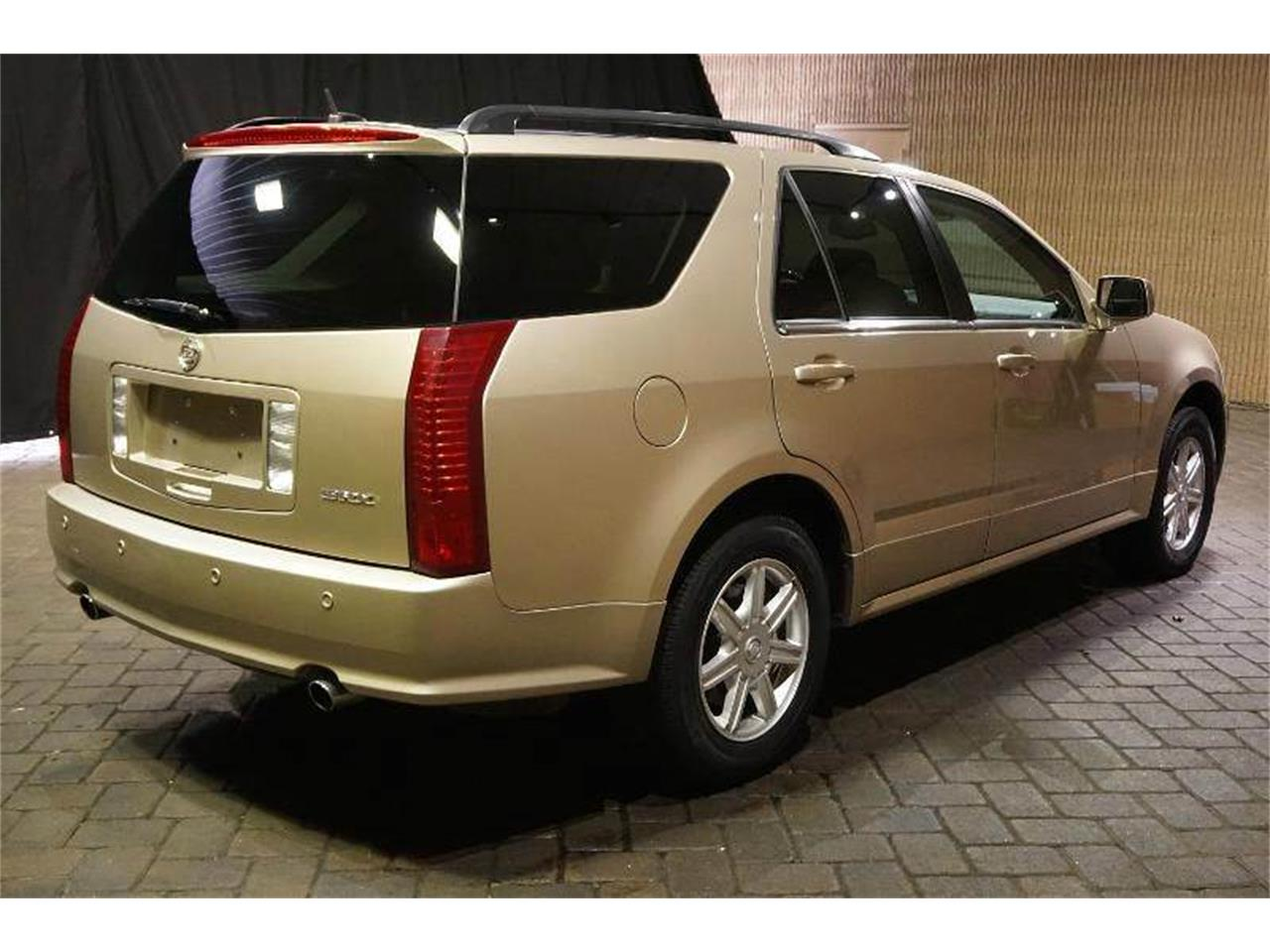 Large Picture of '05 SRX - MB4X