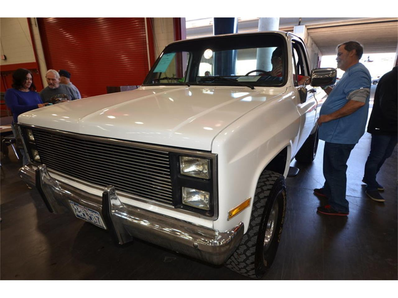 Large Picture of 1984 Chevrolet K-10 - $16,900.00 Offered by Texas Trucks and Classics - MH5D