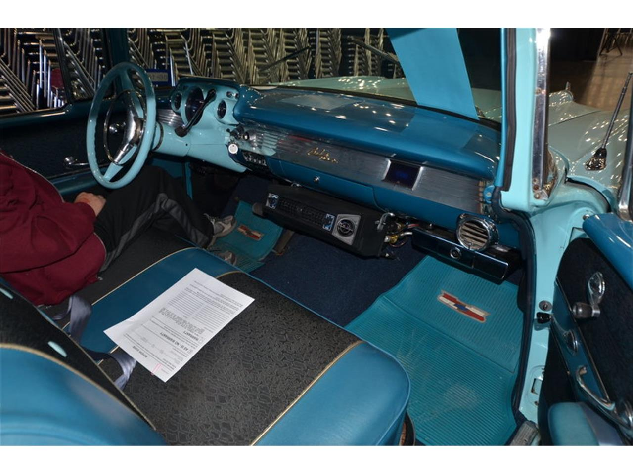 Large Picture of '57 Chevrolet Bel Air Offered by Texas Trucks and Classics - MH5J