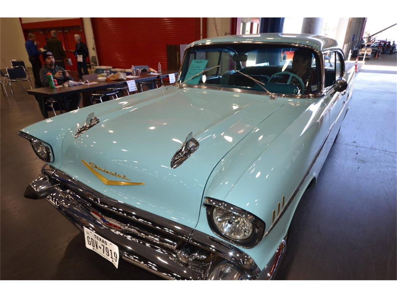 Large Picture of '57 Bel Air - MH5J