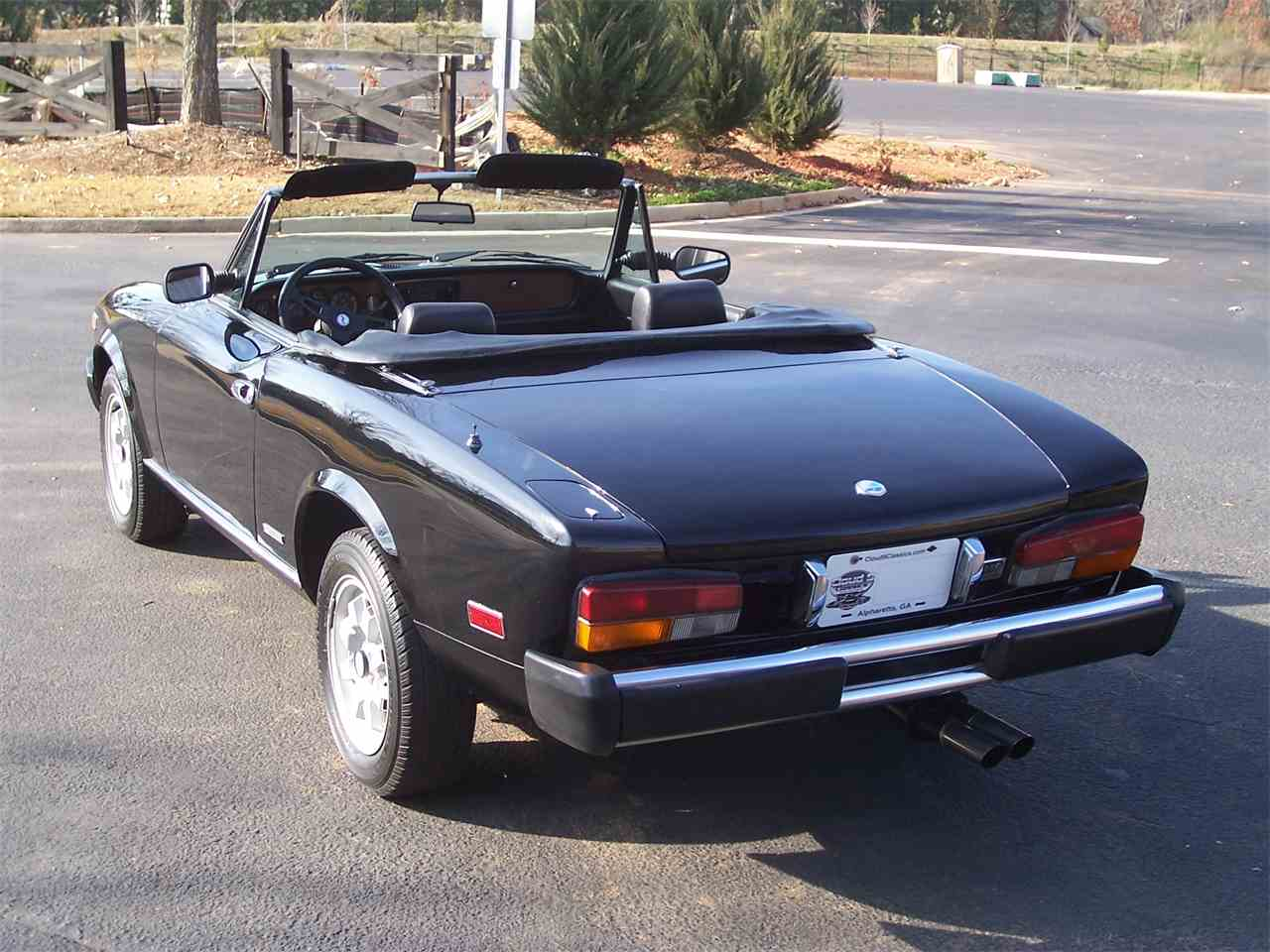 Large Picture of '85 Spider - MH5P