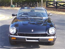 Picture of '85 Fiat Spider located in Alpharetta Georgia - MH5P