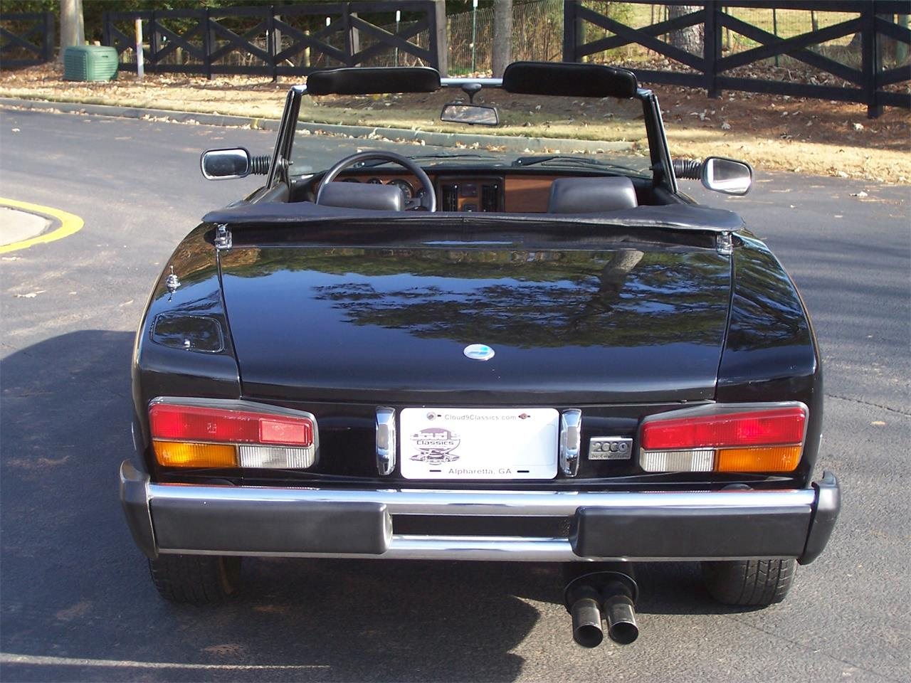 Large Picture of 1985 Fiat Spider - $14,900.00 Offered by Cloud 9 Classics - MH5P