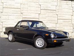 Picture of '85 Fiat Spider - $14,900.00 Offered by Cloud 9 Classics - MH5P