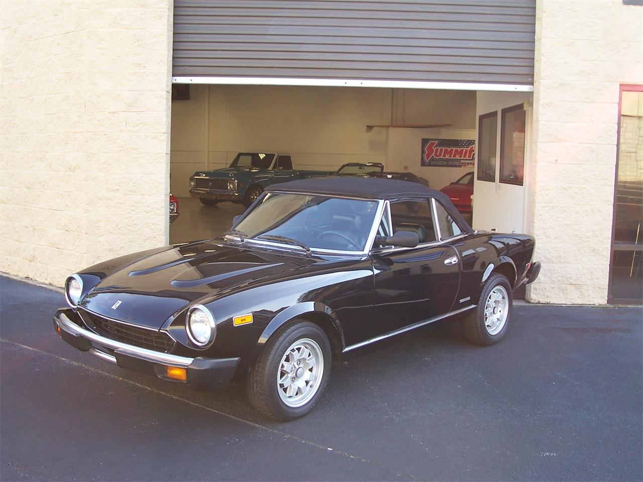 Large Picture of 1985 Spider Offered by Cloud 9 Classics - MH5P