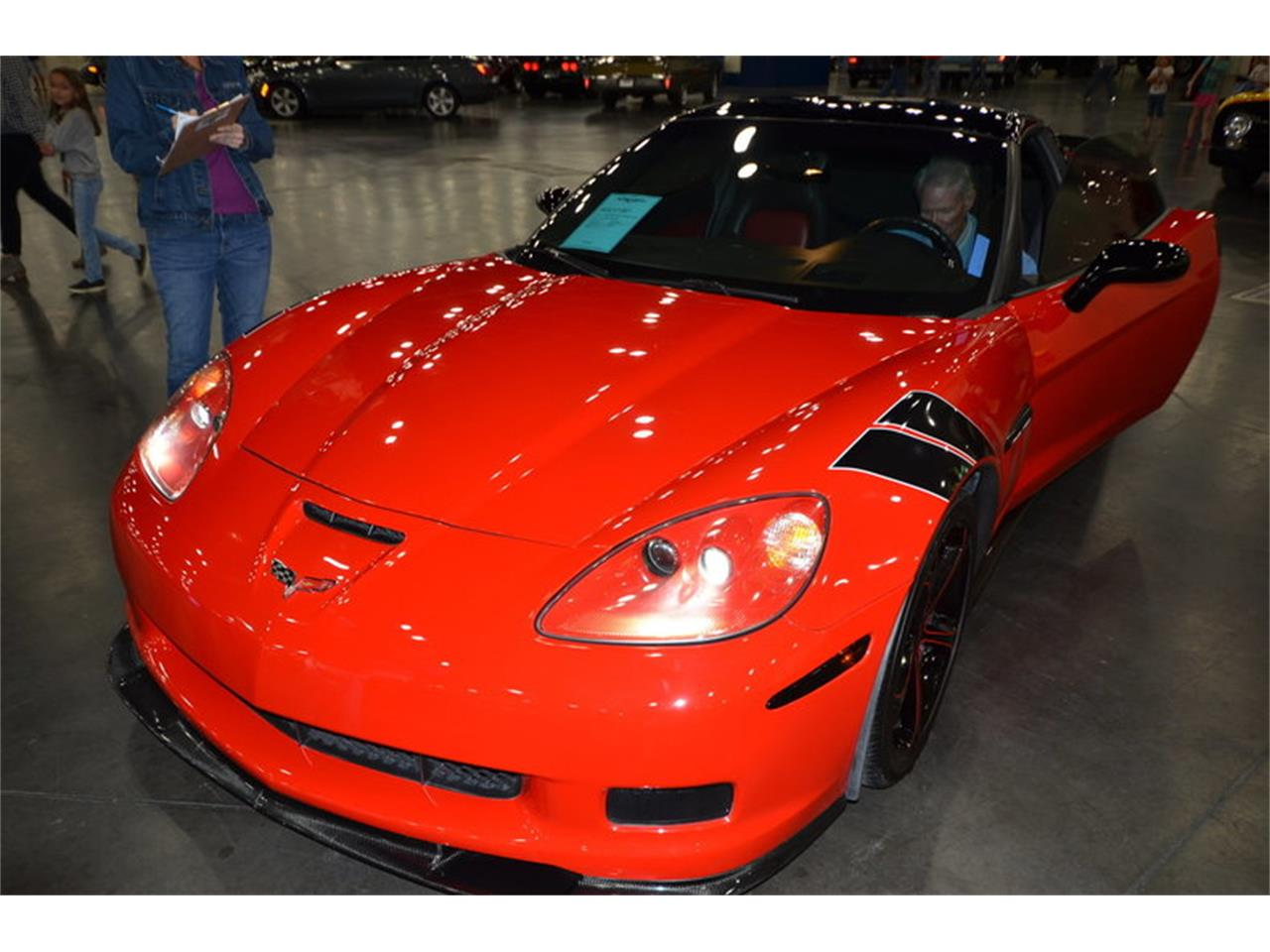 Large Picture of '11 Corvette - MH5V