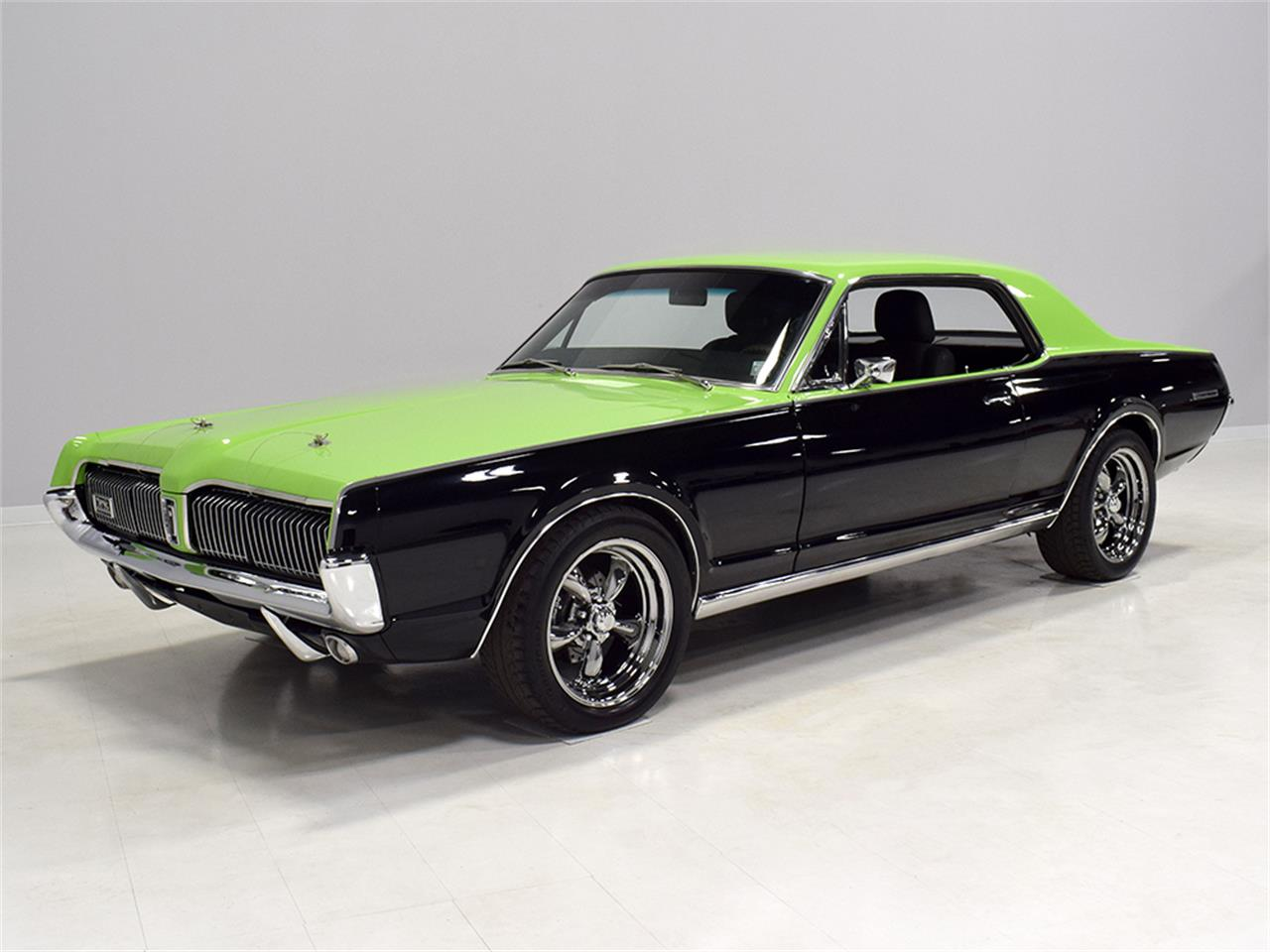 Large Picture of '67 Mercury Cougar - MH5X