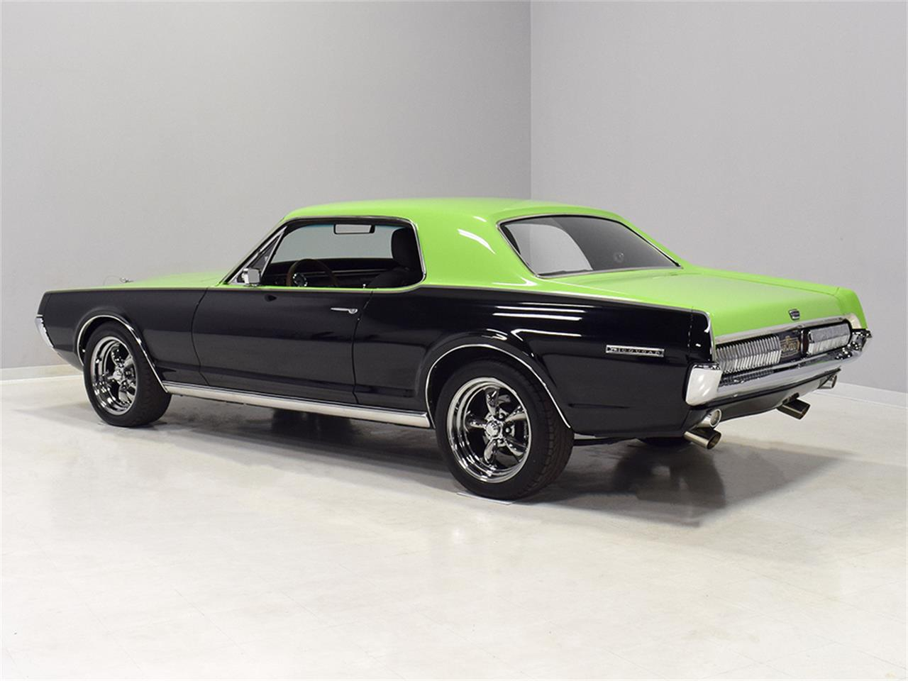 Large Picture of Classic 1967 Cougar located in Macedonia Ohio Offered by Harwood Motors, LTD. - MH5X