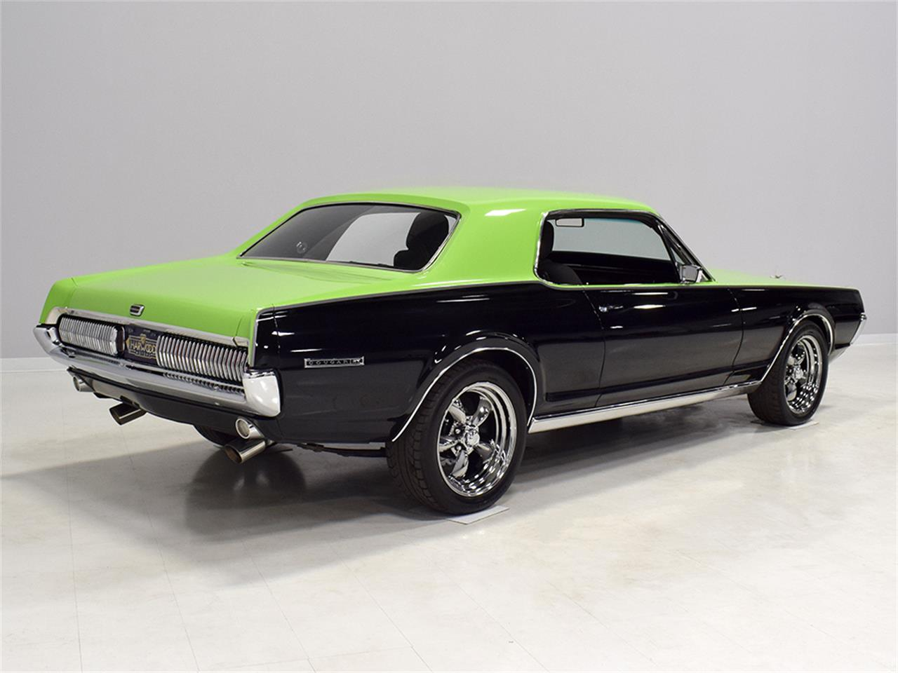 Large Picture of '67 Mercury Cougar - $49,900.00 Offered by Harwood Motors, LTD. - MH5X
