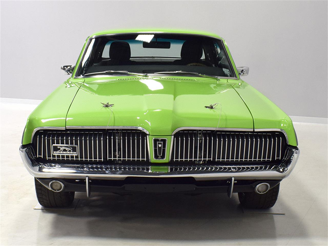 Large Picture of Classic '67 Cougar - MH5X