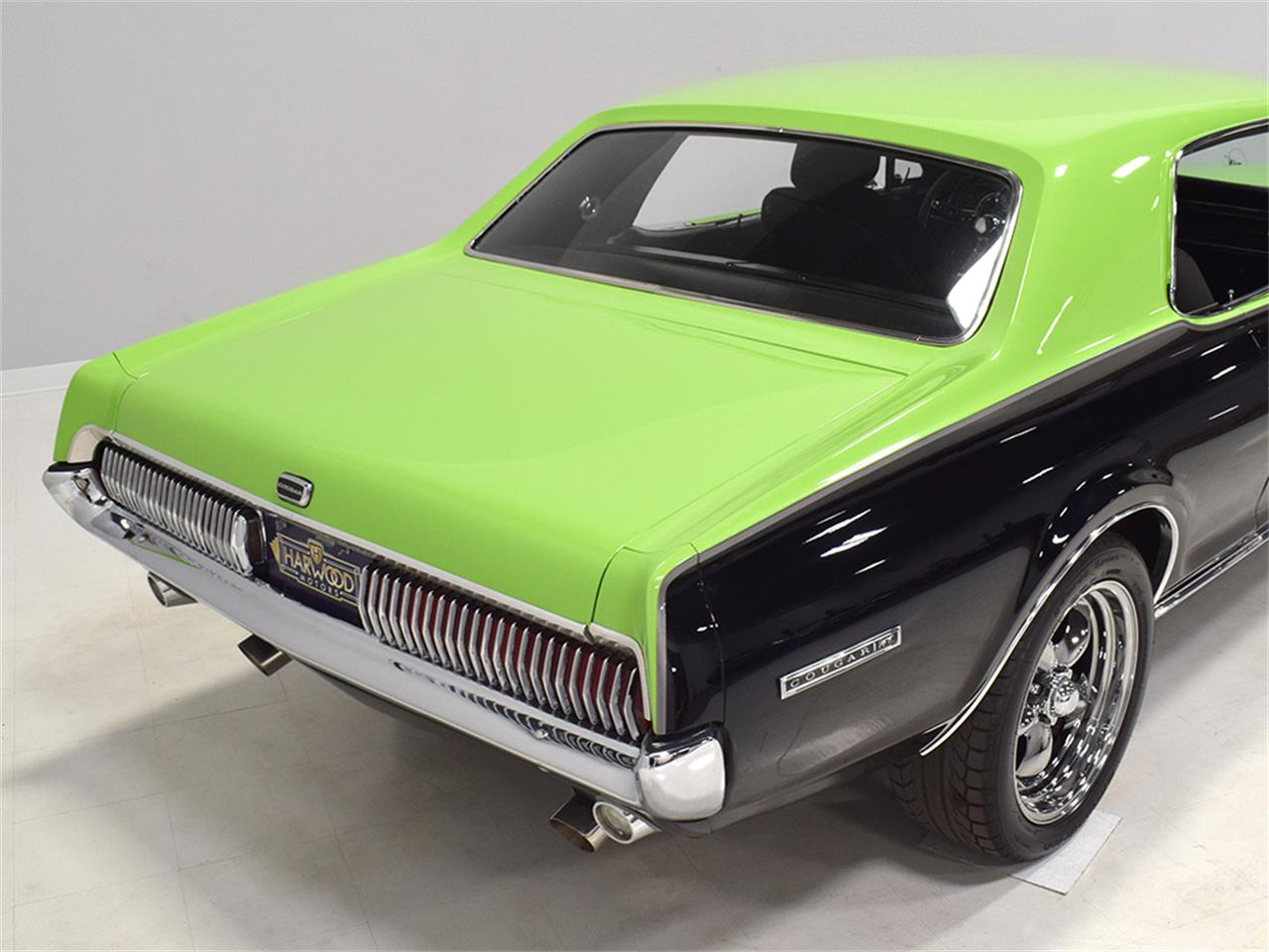 Large Picture of '67 Mercury Cougar located in Macedonia Ohio Offered by Harwood Motors, LTD. - MH5X