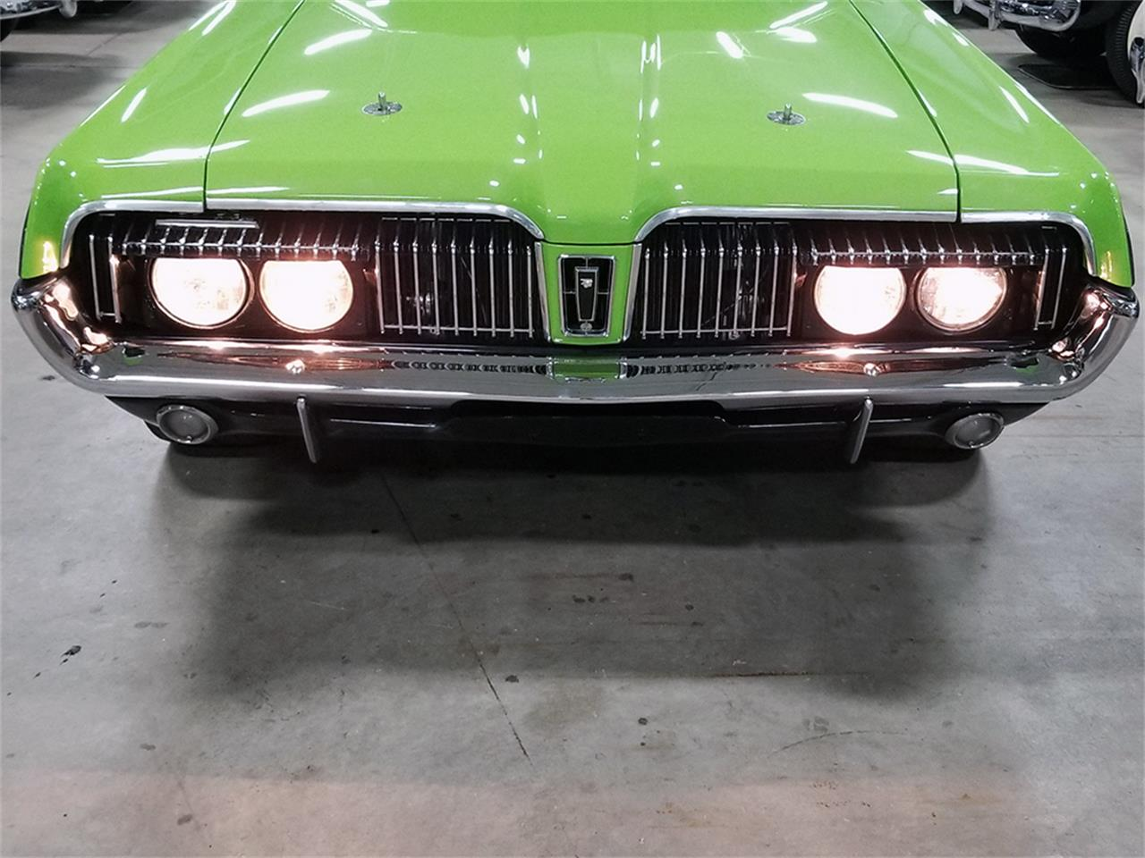 Large Picture of Classic 1967 Cougar located in Ohio - $49,900.00 - MH5X
