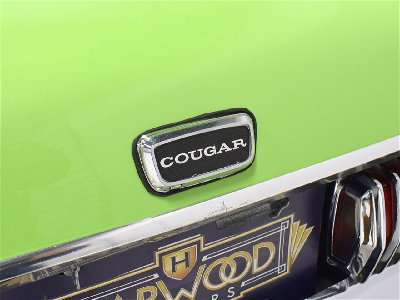 Large Picture of 1967 Cougar located in Ohio - $49,900.00 Offered by Harwood Motors, LTD. - MH5X