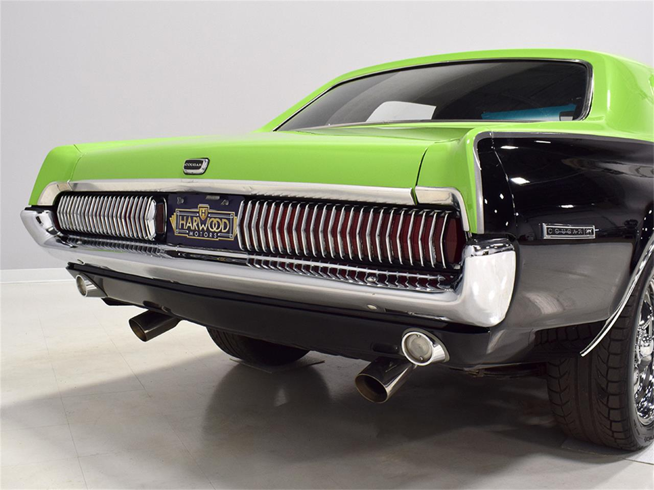 Large Picture of Classic '67 Mercury Cougar located in Macedonia Ohio Offered by Harwood Motors, LTD. - MH5X