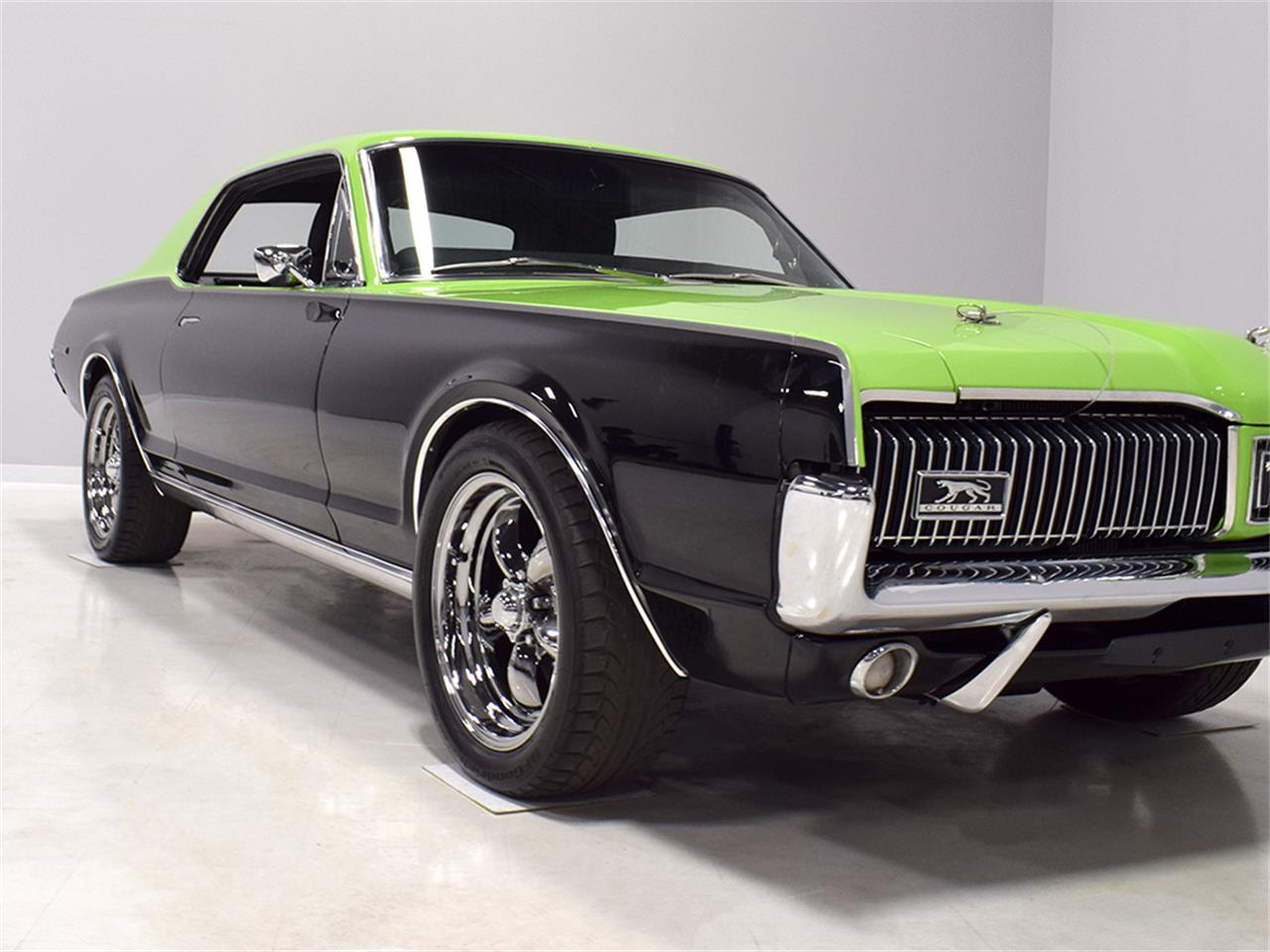 Large Picture of Classic '67 Mercury Cougar located in Ohio Offered by Harwood Motors, LTD. - MH5X