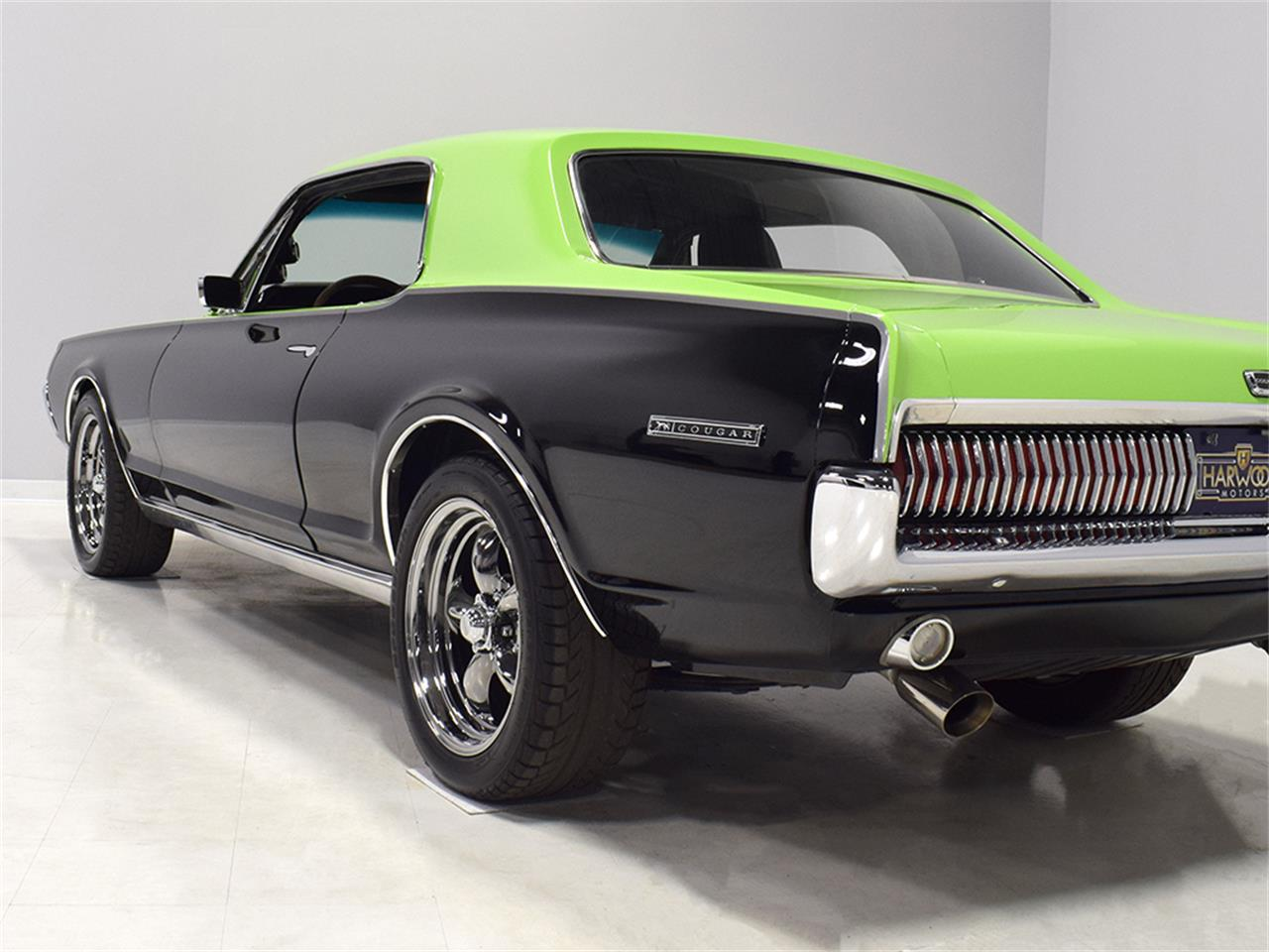 Large Picture of 1967 Cougar - MH5X