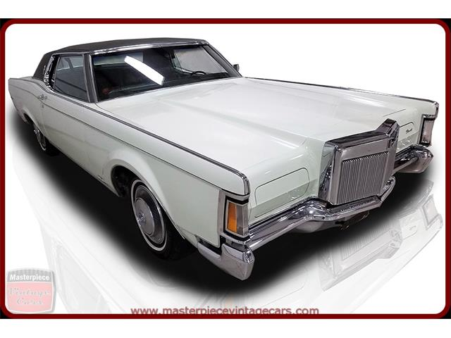 Picture of '70 Continental Mark III - MH60