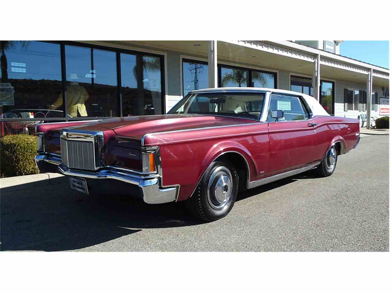 1971 Lincoln Continental Mark III for Sale | ClicCars.com | CC ...