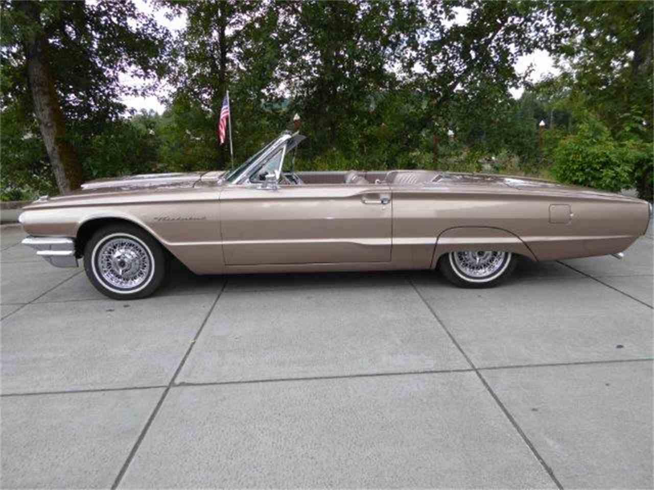 Large Picture of '64 Ford Thunderbird - $29,500.00 - MH66