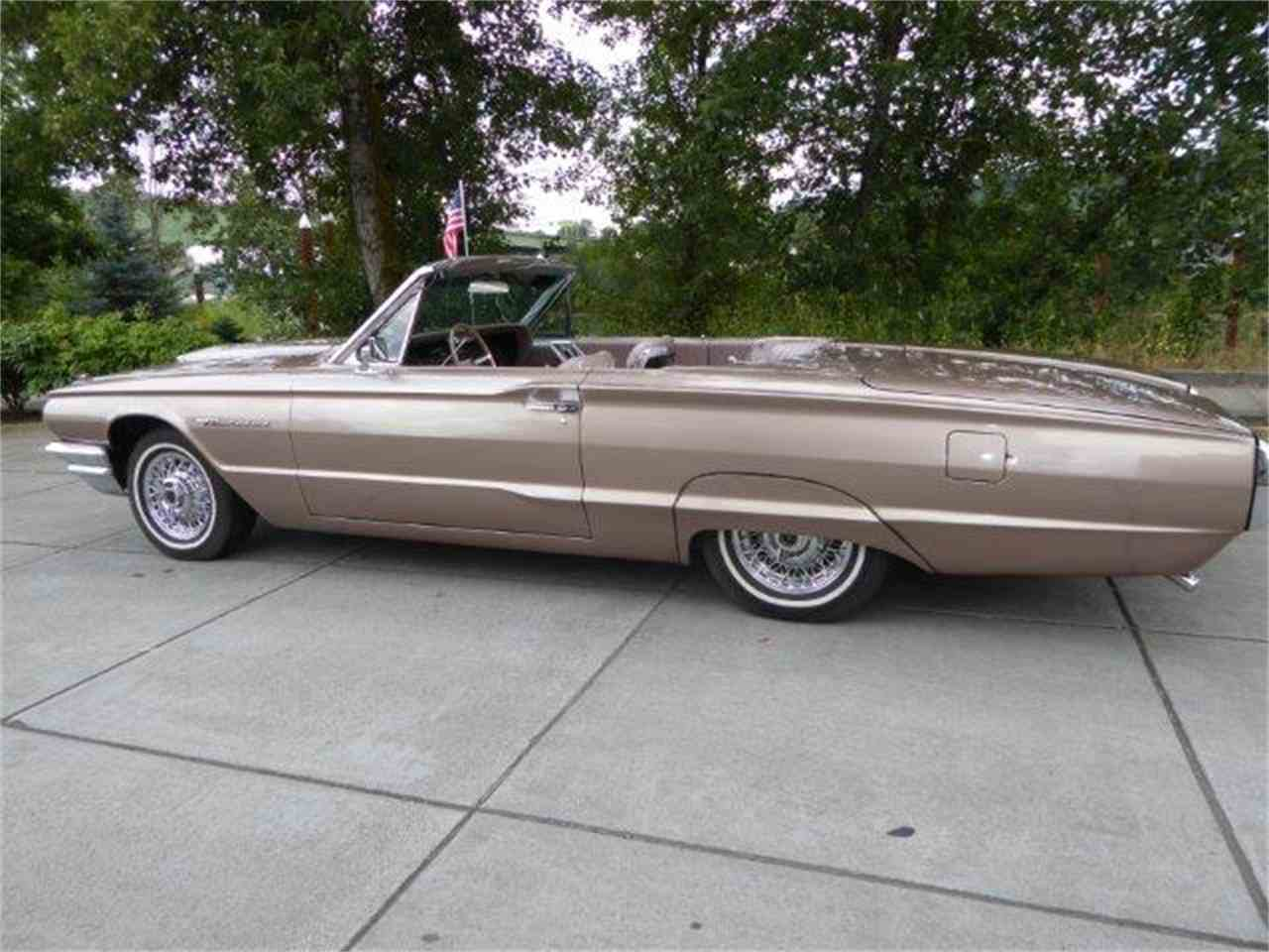 Large Picture of Classic '64 Ford Thunderbird Offered by Affordable Classics Inc - MH66