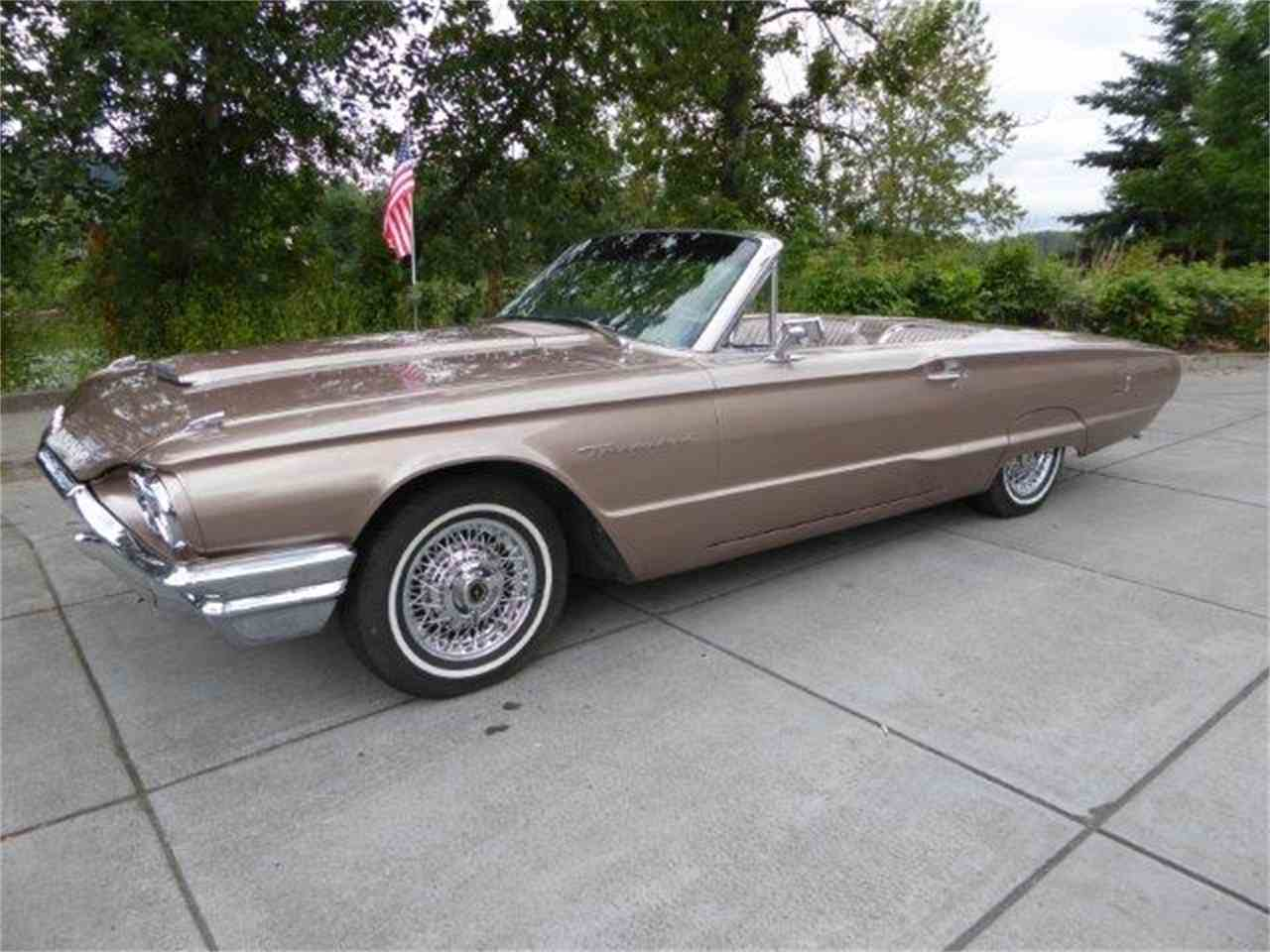 Large Picture of '64 Ford Thunderbird located in Oregon Offered by Affordable Classics Inc - MH66