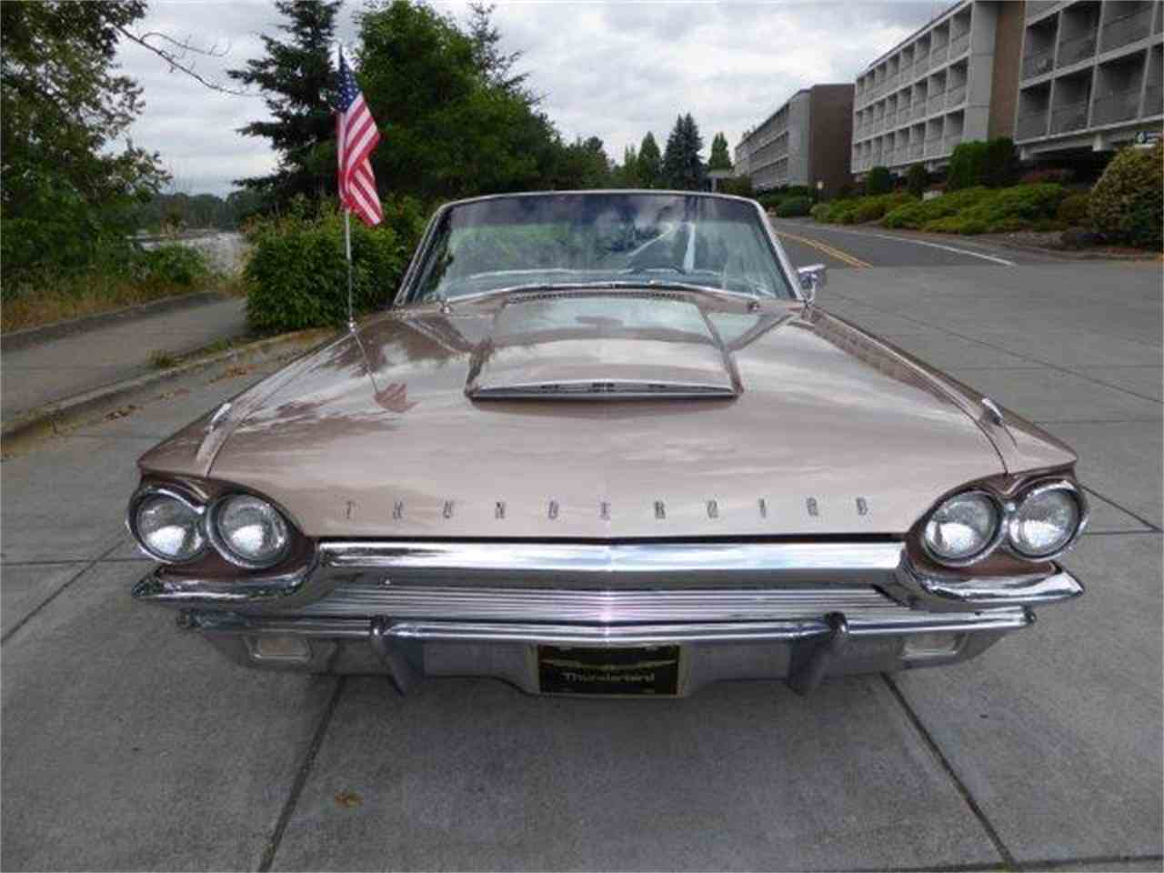 Large Picture of 1964 Thunderbird Offered by Affordable Classics Inc - MH66