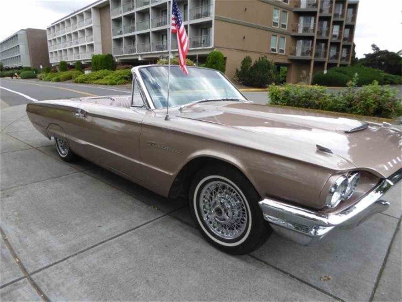Large Picture of Classic 1964 Thunderbird Offered by Affordable Classics Inc - MH66