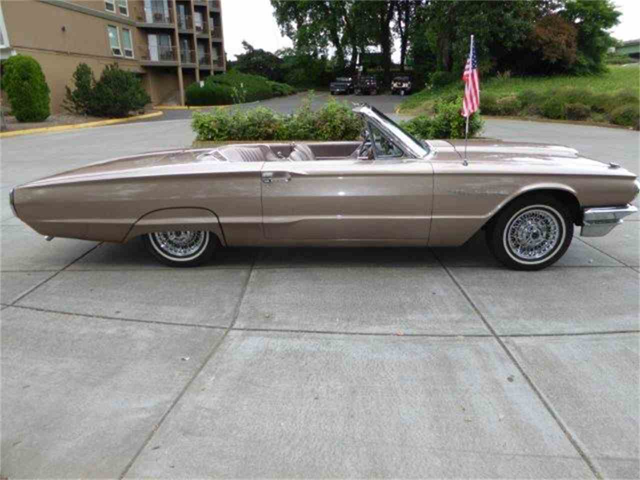 Large Picture of '64 Thunderbird located in Oregon - $29,500.00 - MH66
