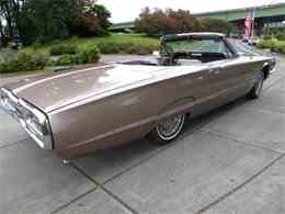 Picture of 1964 Thunderbird located in gladstone Oregon Offered by Affordable Classics Inc - MH66