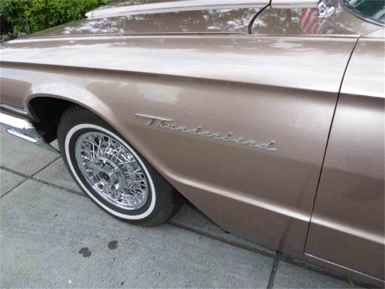 Large Picture of Classic '64 Thunderbird - $29,500.00 - MH66