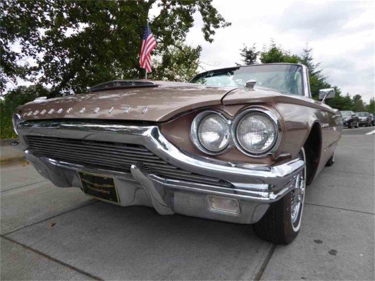 Large Picture of 1964 Thunderbird - $29,500.00 - MH66