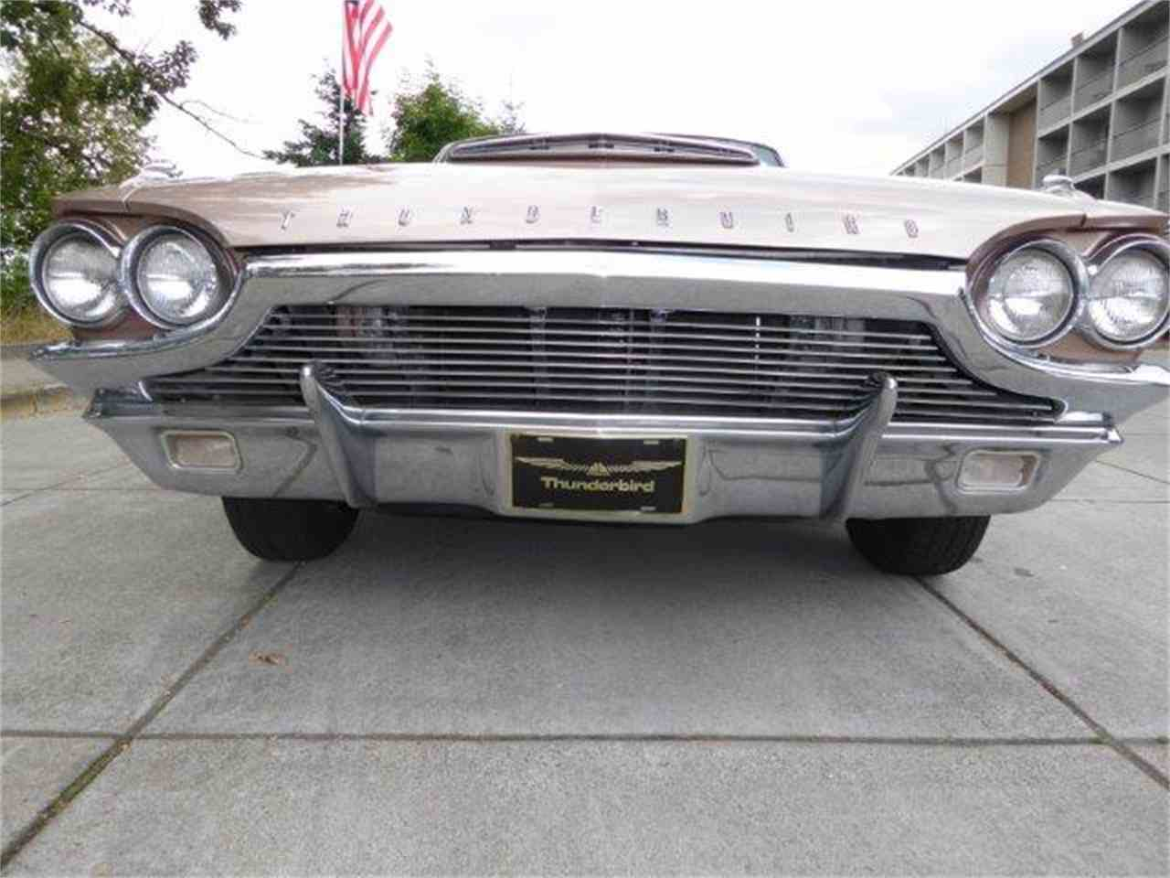 Large Picture of 1964 Ford Thunderbird located in gladstone Oregon - $29,500.00 Offered by Affordable Classics Inc - MH66