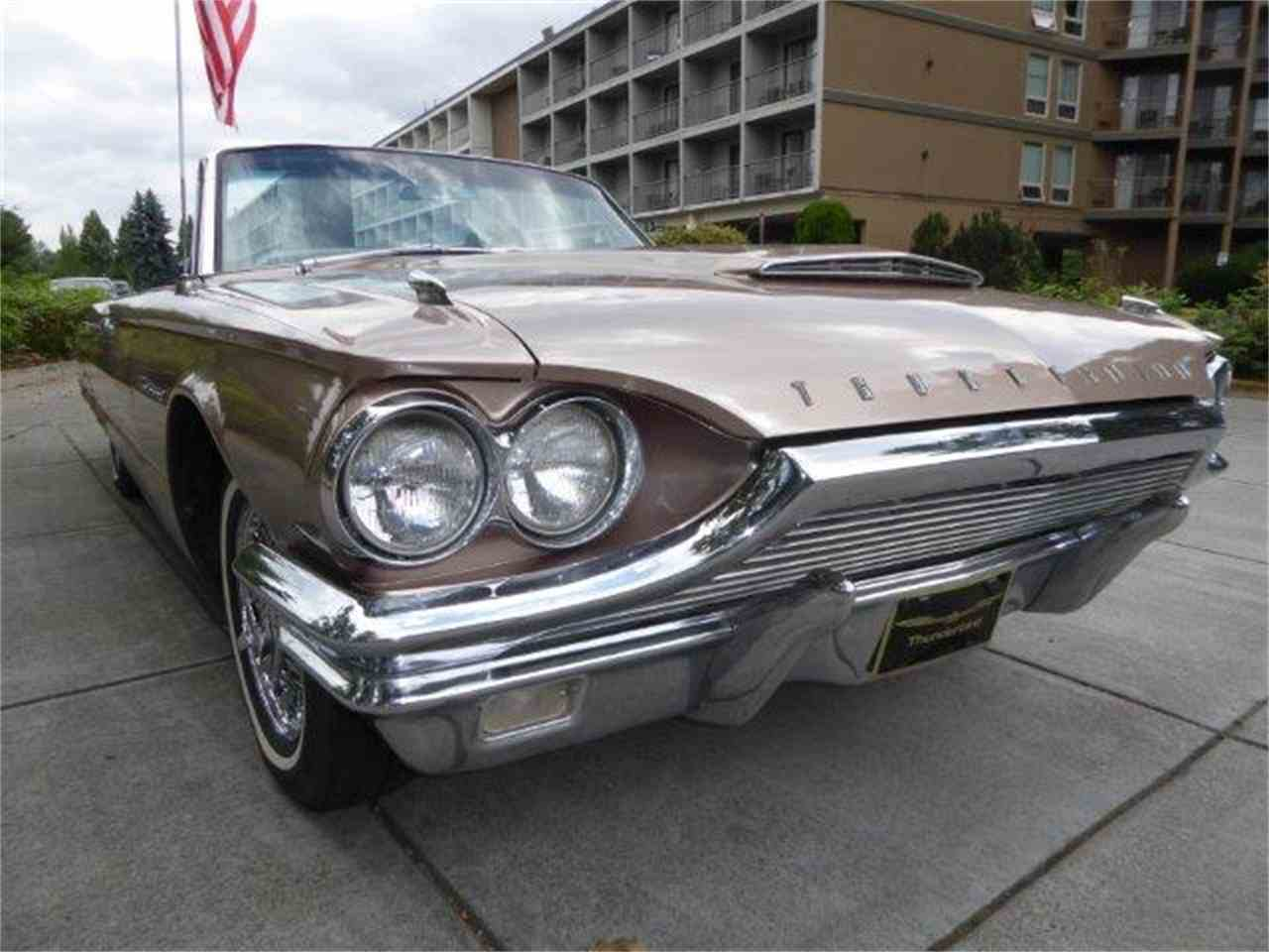 Large Picture of '64 Ford Thunderbird located in gladstone Oregon - $29,500.00 - MH66