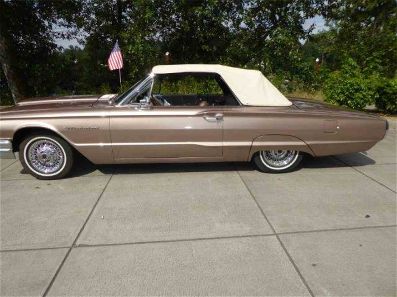 Large Picture of '64 Ford Thunderbird - MH66