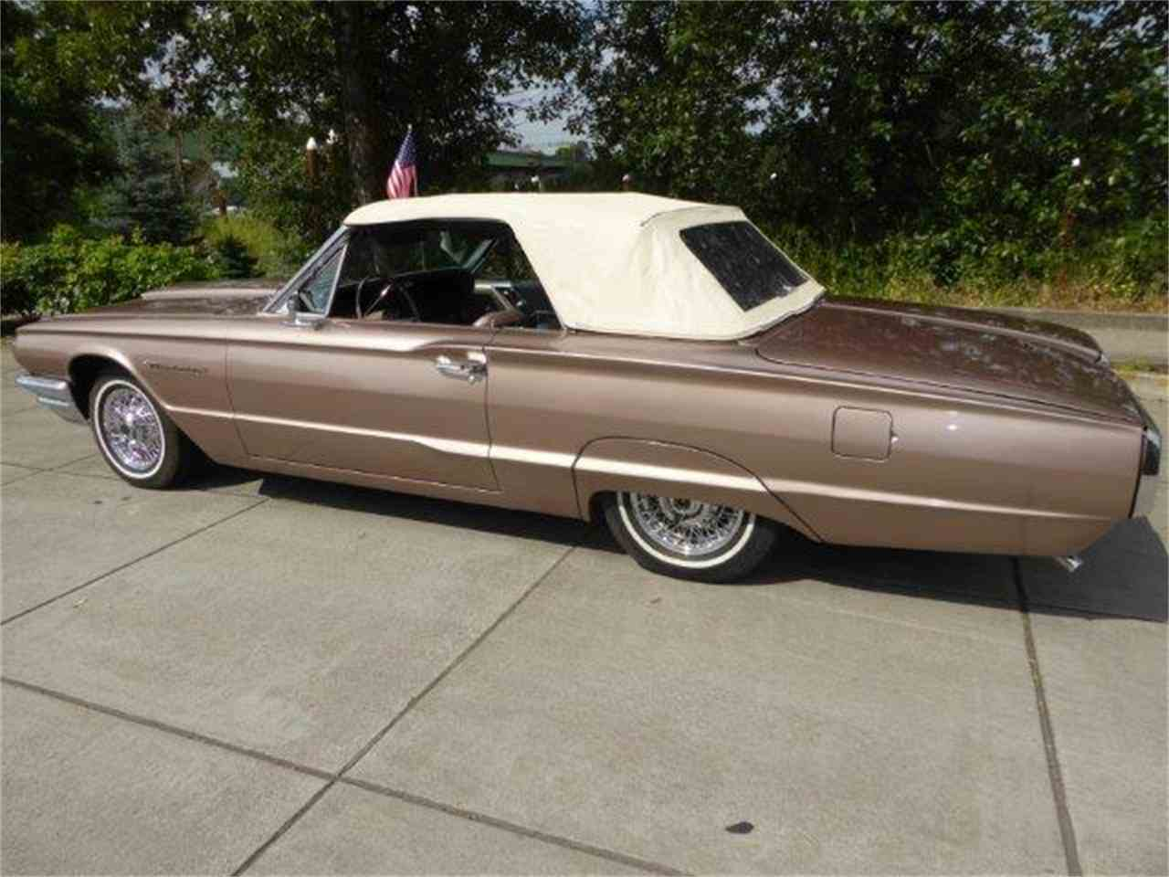 Large Picture of Classic 1964 Ford Thunderbird Offered by Affordable Classics Inc - MH66