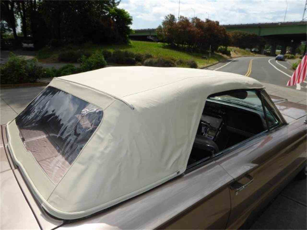 Large Picture of Classic '64 Thunderbird located in gladstone Oregon - $29,500.00 - MH66