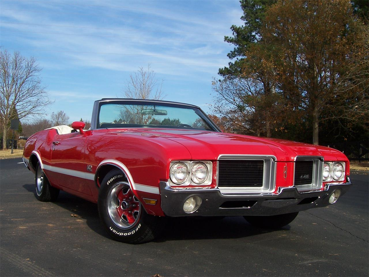 Large Picture of Classic '71 Oldsmobile Cutlass located in Georgia - $38,500.00 - MH68
