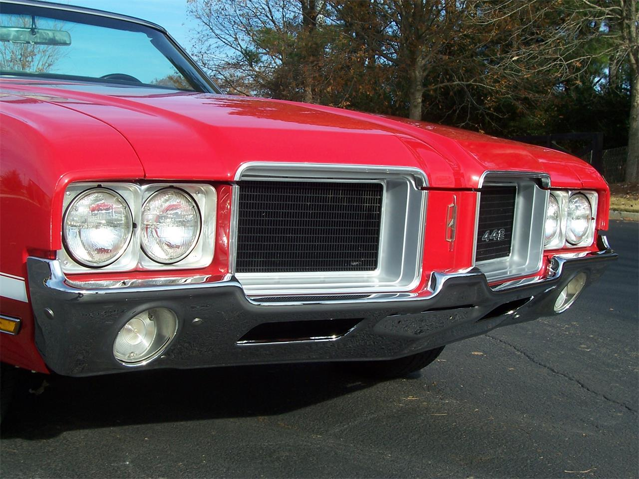 Large Picture of 1971 Oldsmobile Cutlass located in Georgia - $38,500.00 Offered by Cloud 9 Classics - MH68