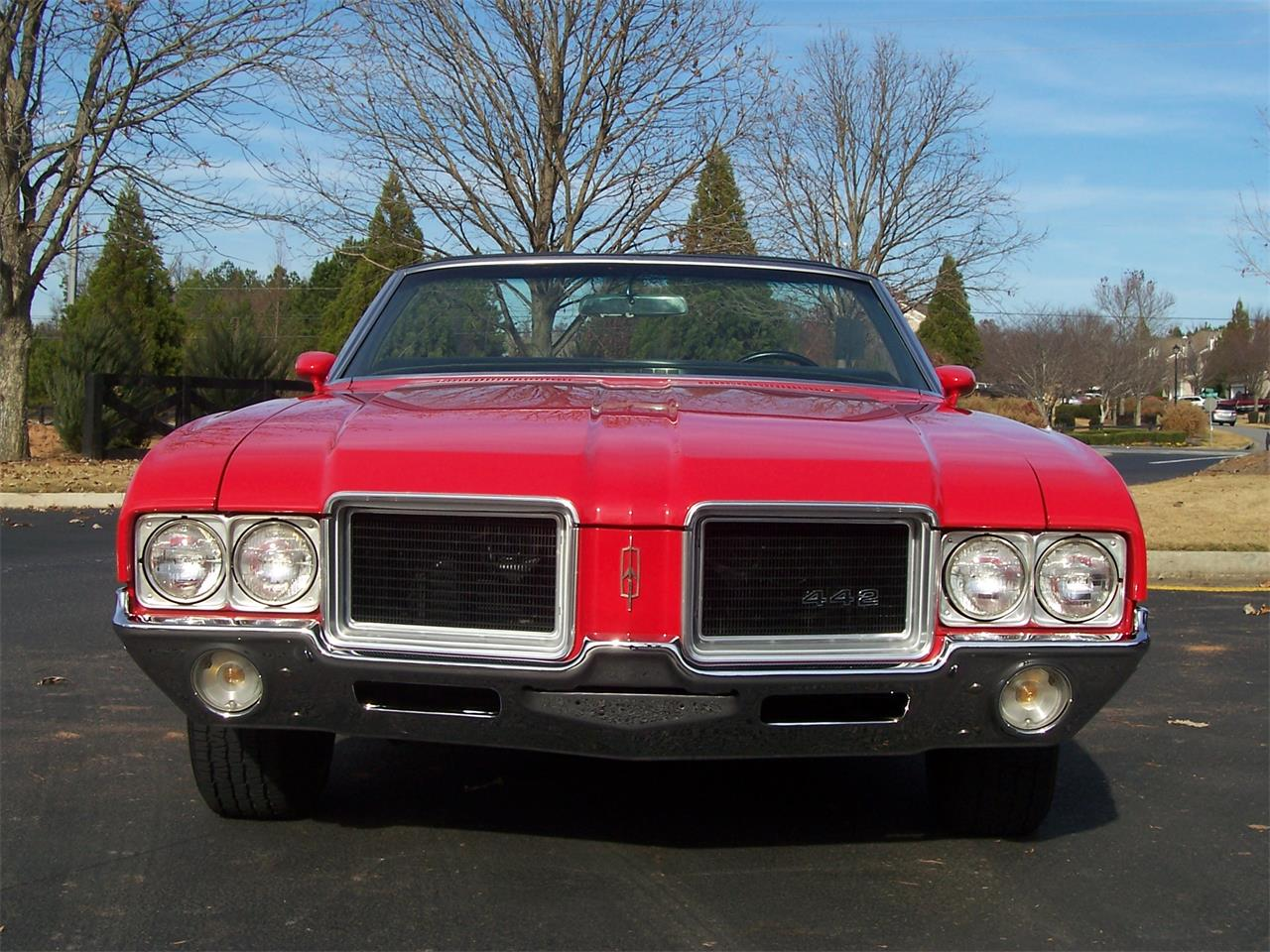 Large Picture of '71 Cutlass Offered by Cloud 9 Classics - MH68