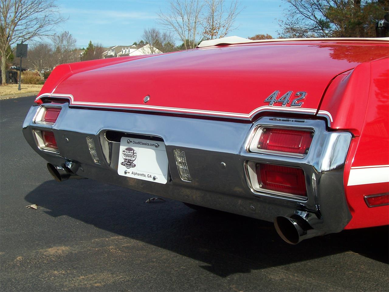 Large Picture of Classic '71 Cutlass - $38,500.00 Offered by Cloud 9 Classics - MH68