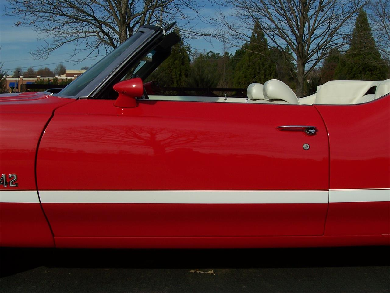 Large Picture of Classic '71 Oldsmobile Cutlass located in Georgia Offered by Cloud 9 Classics - MH68