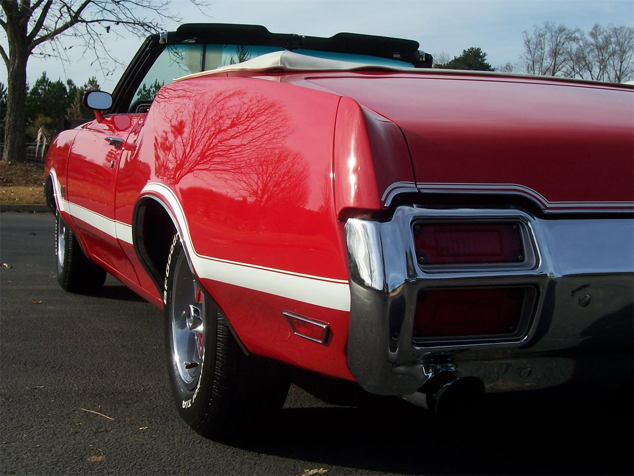 Large Picture of 1971 Oldsmobile Cutlass located in Georgia - $38,500.00 - MH68