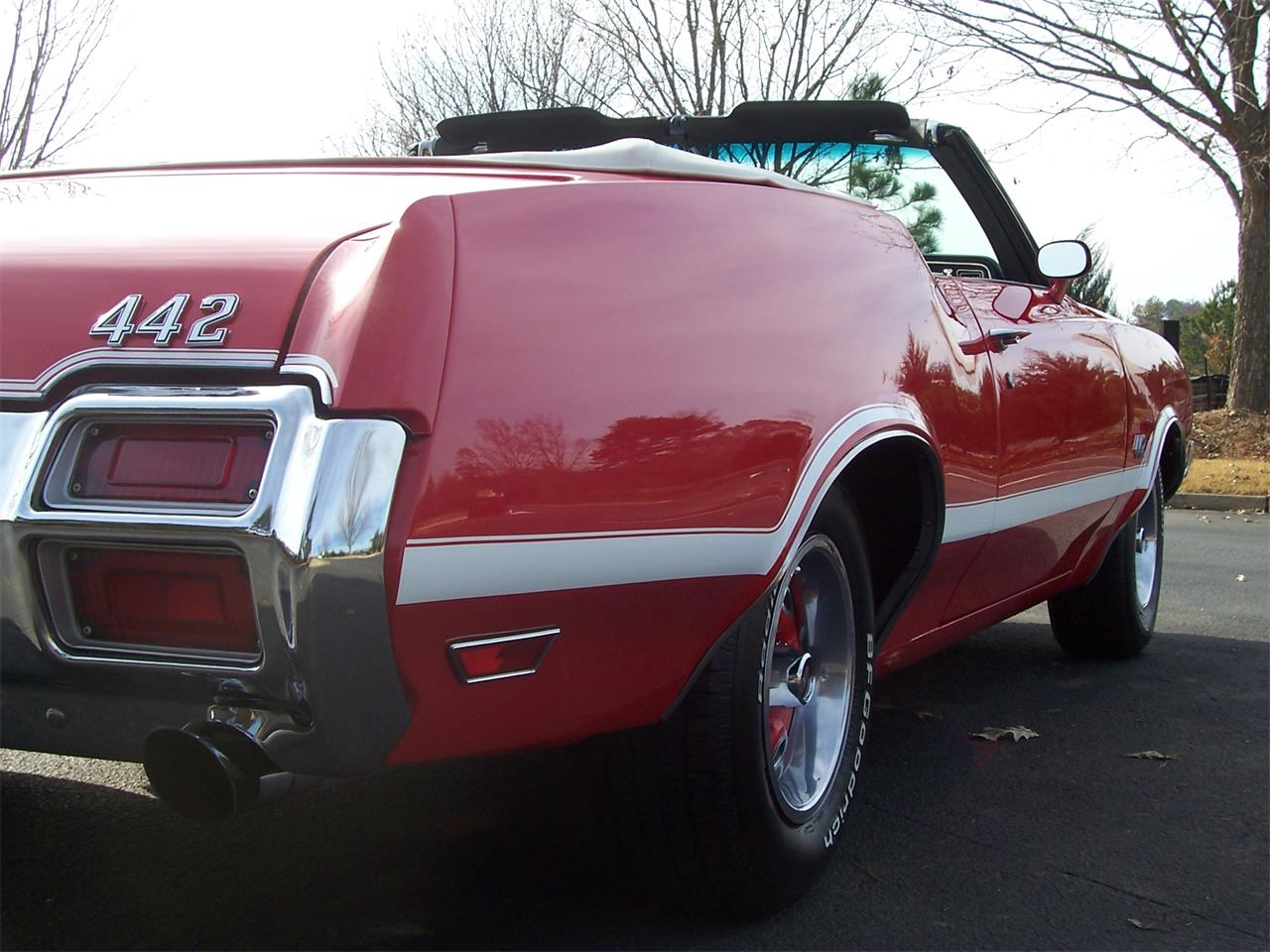 Large Picture of Classic '71 Cutlass - MH68