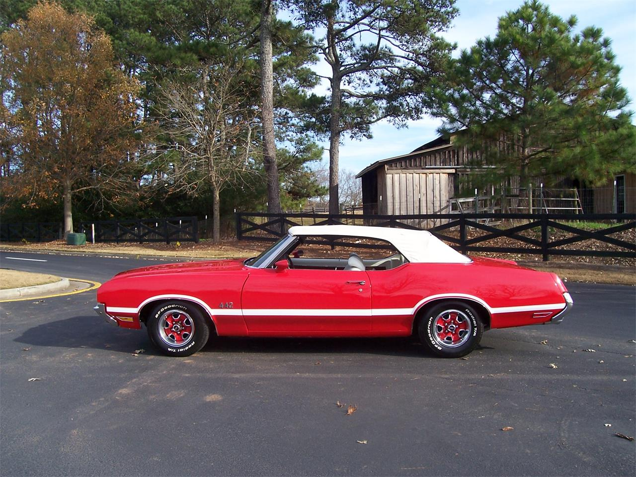 Large Picture of 1971 Cutlass located in Georgia Offered by Cloud 9 Classics - MH68