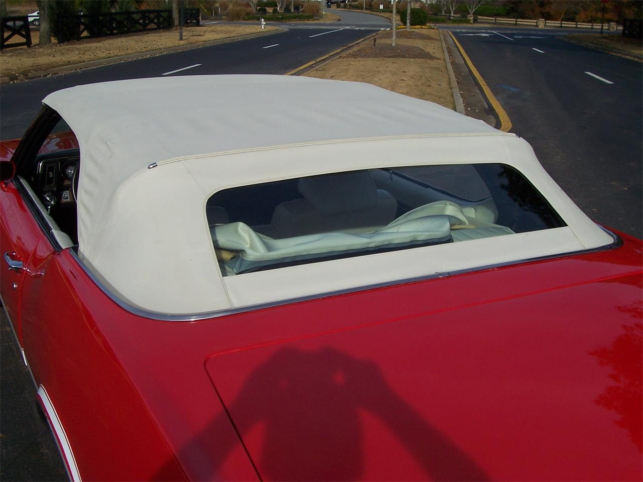 Large Picture of 1971 Cutlass located in Georgia - MH68