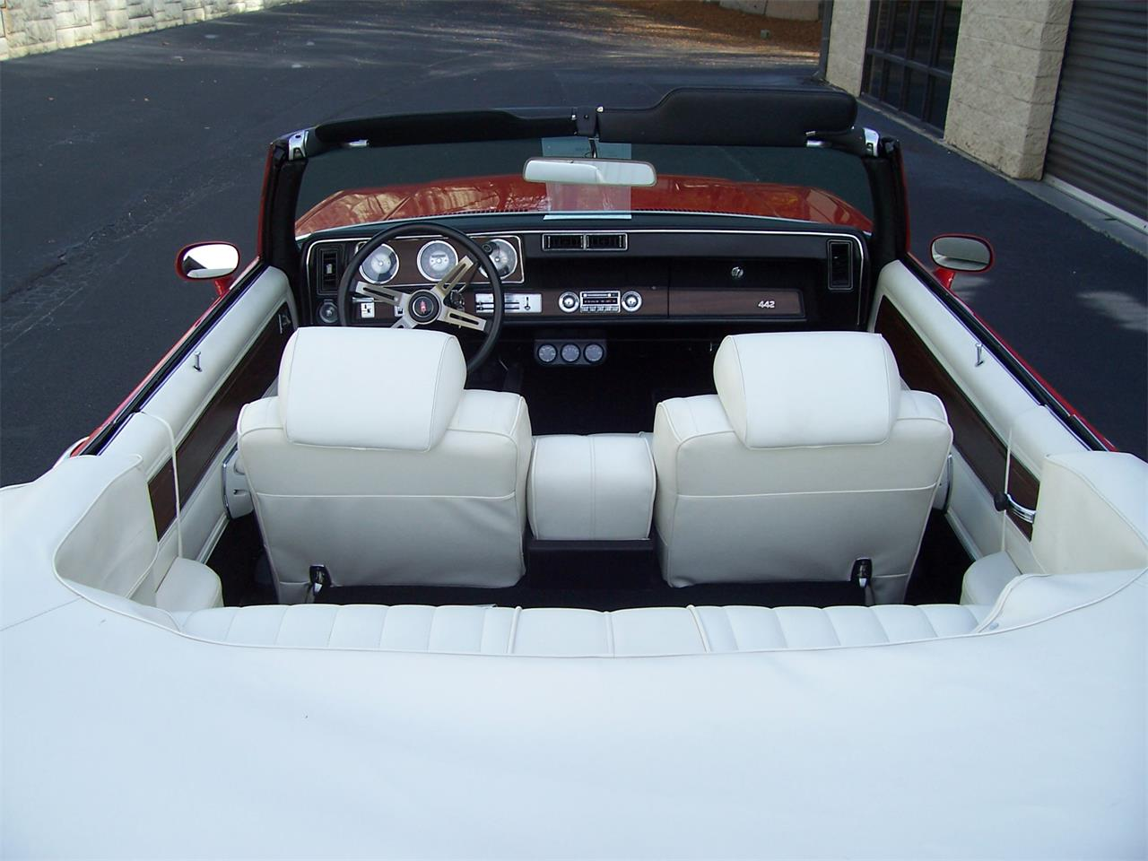 Large Picture of 1971 Cutlass located in Alpharetta Georgia - $38,500.00 Offered by Cloud 9 Classics - MH68
